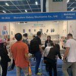 海壳参加2019香港秋季电子展获得圆满成功。【海壳】